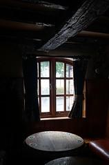 Horse and Jockey (Dun.can) Tags: selston nottinghamshire notts summer horseandjockey pub shadows window inn