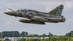 ARMEE DE L'AIR Dassault Mirage 2000D (649) (adetandyphotography) Tags: french air force dassault mirage 2000d couteau delta tactical display team royal international tattoo 2018 riat fairford 649 3xy armee de lair