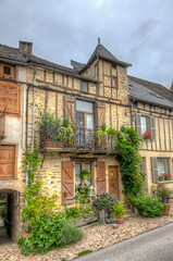 Najac Vilage (PhilHydePhotos) Tags: architecture buildings france lesplusbeauxvillagesdefrance najac southoffrance themostbeautifulvillagesoffrance bâtiments
