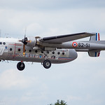 Nord 2501 Noratlas / France Air Force scheme / F-AZVM thumbnail