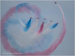 The reds (daverigleyphotos) Tags: arrows red cosford olympus em1 mk2 100400mm leica displays