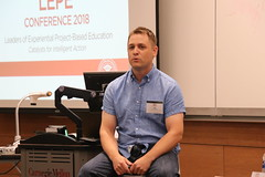 Pictures from LEPE 2018 at Carnegie Mellon University - June 21st, 2018 (Pittsburgh, Pennsylvania) (cseeman) Tags: pittsburgh pennsylvania lepe2018 hamburghall heinzcollege heinzcollegecmu businessschool educationconference campus carnegiemellonuniversity university lepe cmu squirrelhill educators leadersofexperientialprojectbasededucation lepe2018day2 lepe2018day2sessions