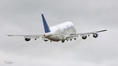 "N718BA 1992 Boeing 747-4H6 C/N 27042 ""Dream Lifter"" GT14536 (Hawg Wild Photography) Tags: n718ba 1992 boeing 7474h6 cn 27042 dreamlifter gt14536 painefieldairportkpae terrygreen hawg wild photography atlas air inc"