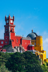 Pena Palace (sharon.verkuilen) Tags: portugal sintra penapalace sonya7rii unescoworldheritagesite