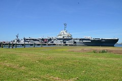 2018 05 04 038 USS Yorktown (Mark Baker.) Tags: 2018 america baker cv10 carolina charleston mark may sc south us usa uss aircraft carrier day outdoor photo photograph picsmark spring states united yorktown mount pleasant