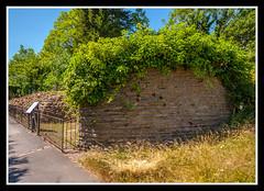 NE Corner Tower 2 (veggiesosage) Tags: nottingham aficionados gx20 castle nottinghamcastle grade1listed