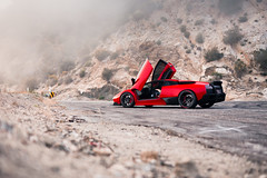 Matte Red Lamborghini Murcielago - ADV.1 ADV005 Deep Concave CS Series Wheels (ADV1WHEELS) Tags: lamborghini lamborghinimurcielago lp560 lp5604 lambo supercar adv1 adv1wheels forgedwheels customwheels lamborghiniwheels