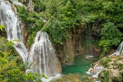 Waterfalls (hjuengst) Tags: plitvicerseen lake croatia kroatien nationalpark waterfall green wasserfall grün