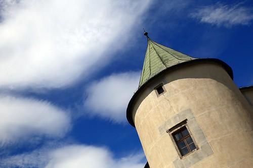 Bytca Castle
