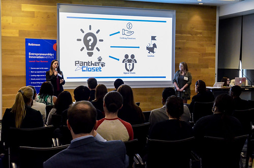 ENI : HJRCE Business Model Competition - Spring 2018