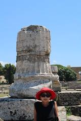 IMG_4943 Paestum (drayy) Tags: paestum rome roman ancient magnagraecia temple town italy europe campania greek