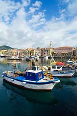 Il porto (Denis Brignone) Tags: imperia porto mare primavera barche springtima boat sea