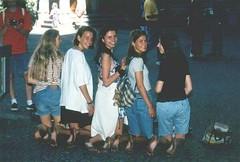 15037086_1212169582203903_2356384769204650920_n (paulswentkowski1983) Tags: dirty feet soles female street barefooters pitch black