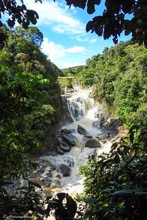 Waterfall in Alejandria