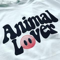❤️Animal L🐽ver. #serigrafia @impacto33 www.impacto33.com (impacto33 - Camisetas personalizadas) Tags: camisetas personalizadas