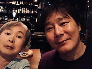 iphone photo 1142: Private shot at Crawdaddy Club, Shinjuku Tokyo, 15 Jul 2018
