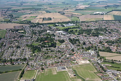 Aerial of Holbeach in Lincolnshire (John D Fielding) Tags: lincolnshire holbeach above aerial nikon d810 hires highresolution hirez highdefinition hidef britainfromtheair britainfromabove skyview aerialimage aerialphotography aerialimagesuk aerialview drone viewfromplane aerialengland britain johnfieldingaerialimages fullformat johnfieldingaerialimage johnfielding