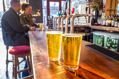 AFS-2017-01501 (Alex Segre) Tags: closeup interior interiors inside pub pubs pint pints lager beer alcohol alcoholic drinks drink glass glasses bar people uk england britain english british europe european in a alexsegre