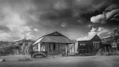 Bank Museum (emiliopasqualephotography) Tags: chlorideaz arizona miningtown ghosttown ruraldecay abandoned ruinsrelics