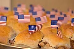 #USEmbassy4th #6 (*Amanda Richards) Tags: edible food cocktail usembassy july4 usembassy4th sliders