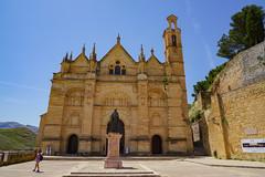 Antequera (clemensgilles) Tags: españa church kirche alcazaba spanien andaluz antequera andalusien