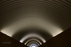 Lightwaves (ARTUS8) Tags: symmetrie flickr linien nikon28300mmf3556 nikond800 abstrakt tunnel