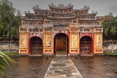 Hue (Enrica F) Tags: hue vietnam nikon arquitecture
