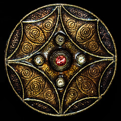 Symmetrical Jewellery (Mark Wasteney) Tags: macromondays linesymmetry jewellery metal madeofmetal metallic shapes patterns squareformat