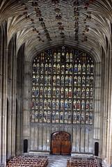 St George's Chapel Great West Window (Serendigity) Tags: castle windsorcastle interior church stainedglasswindow churchofengland england unitedkingdom royalpalace uk windsor