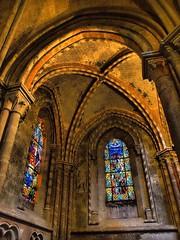 Cathedral of Notre Dame of Lausanne (M_Strasser) Tags: cathedralofnotredameoflausanne cathedral lausanne olympus olympusomdem1 schweiz switzerland suisse svizzera