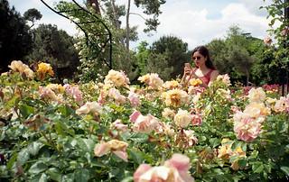Jimena, Parque del Buen Retiro, Madrid