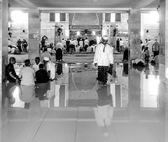 After Jumuah (A. Yousuf Kurniawan) Tags: islam muslim mosque monochrome blackandwhite streetphotography urbanlife dailylife pangkalanbun borneo kalimantan people decisivemoment reflection peace cameraphone cameraphonestreet framing architecture interior