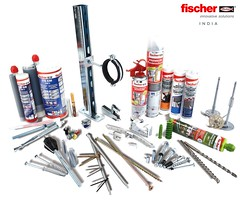29th May 2018 (Fischer India) Tags: fixings fasteners fischer building engineering chemical mechanical construction anchors
