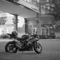 img002 (Summer_Xsheng) Tags: hasselblad foma motorcycle yamaha r6