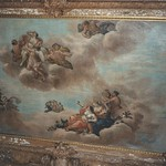 Vanderbilt Mansion National Historic Site - Hyde Park New York -  United States - Ceiling Mural thumbnail