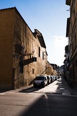 DSCF1583 (Jagot) Tags: europe fujifilmxt20 fujinonxc1650mmf3556oisii florence italy road light sunset cars street