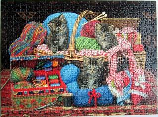 Flauschiges Vergnügen / Knitter's Delight