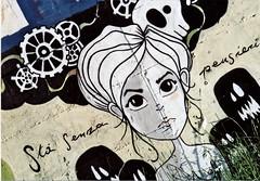 thoughts (fabio.mattutino) Tags: strett art graffiti murales torino turin italy parco dora kamel karim thoughts devil latinos octopus silver surfer hands picture color wall paint spray leitz 50mm