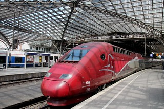 train views in Köln