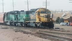 Santa Fe 5021 (ashman 88) Tags: santafe bnsf freight holbrookaz