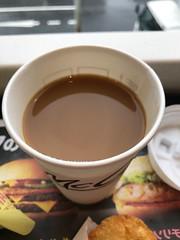 ブレンドコーヒー (96neko) Tags: snapdish iphone 7 food recipe mcdonaldsマクドナルド高田馬場駅前店