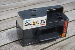 Kodak Stretch 35 (René Maly) Tags: renémaly singleuse disposable camerawiki camera kodak stretch 25mm