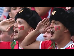 Portugal V Morocco Group B World Cup Moscow June 2018 A (symonmreynolds) Tags: portugal morocco groupb worldcup screenshot football soccer paparazzi men moscow june 2018