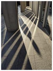 Time & Place (Matt Brown esq) Tags: googlepixel londonbridge light shadow angles sun pillar summersolstice