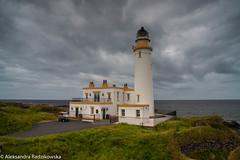 Moody Turnberry (ola_er) Tags: lighthouse turnberry ayrshire west coast scotland