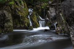 Riverside (markrd5) Tags: wrs betwyycoed snowdonia longexposure afonllugwy waterfall nikon leefilter