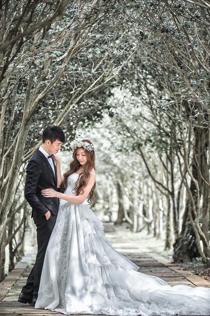 004婚紗攝影-婚紗照-台北-陽明山-花卉試驗中心