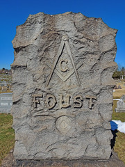 Foust (George Neat) Tags: johnstown grandview cemetery monuments statue headstones cambria county pa pennsylvania patriot portraits georgeneat