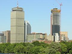 IMG_4407 (dzh2282) Tags: boston bostonskyline 1dalton onedalton fourseasons charlesriver bubridge view skyscraper skyscrapers buildings river city