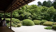 詩仙堂 丈山寺 Shisen-do Jozan-ji Temple (ELCAN KE-7A) Tags: 日本 japan 京都 kyoto 詩仙堂 丈山寺 shisendo jozanji temple 新緑 tender green ペンタックス pentax k3ⅱ 2018